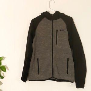 Patagonia   Men's Better Sweater W/ hood size M